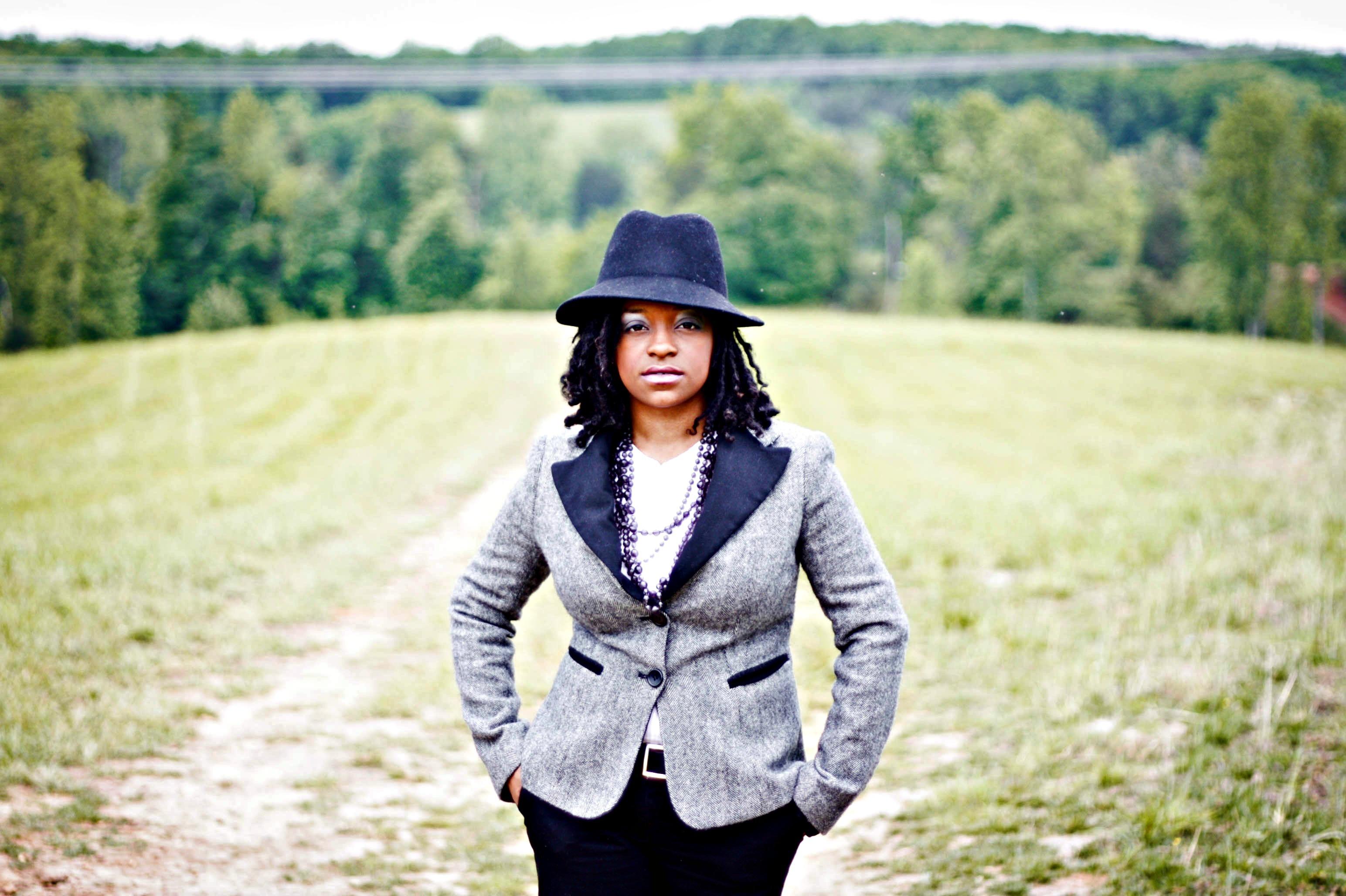 Ms. Melody Monroe female gospel rapper