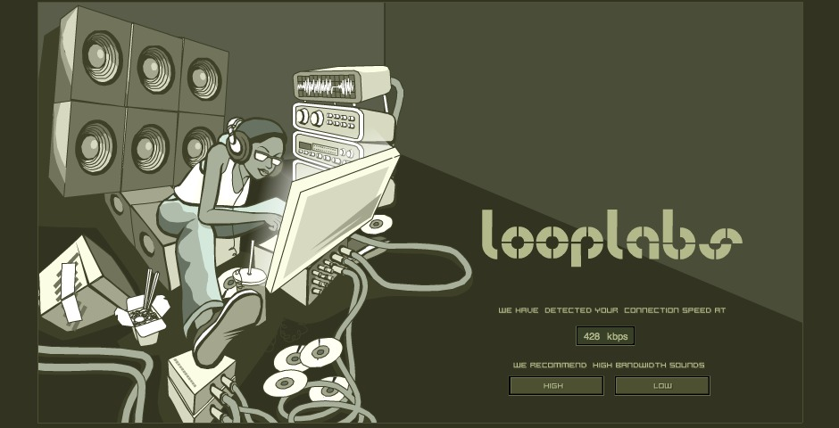looplabs free beat maker