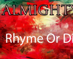 almighty Z - rhyme ordie