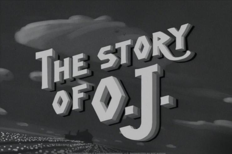 jayz the story of OJ