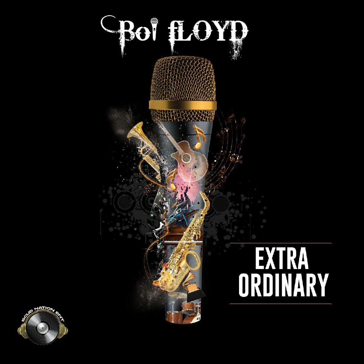 Boi Floyd - extra ordinary